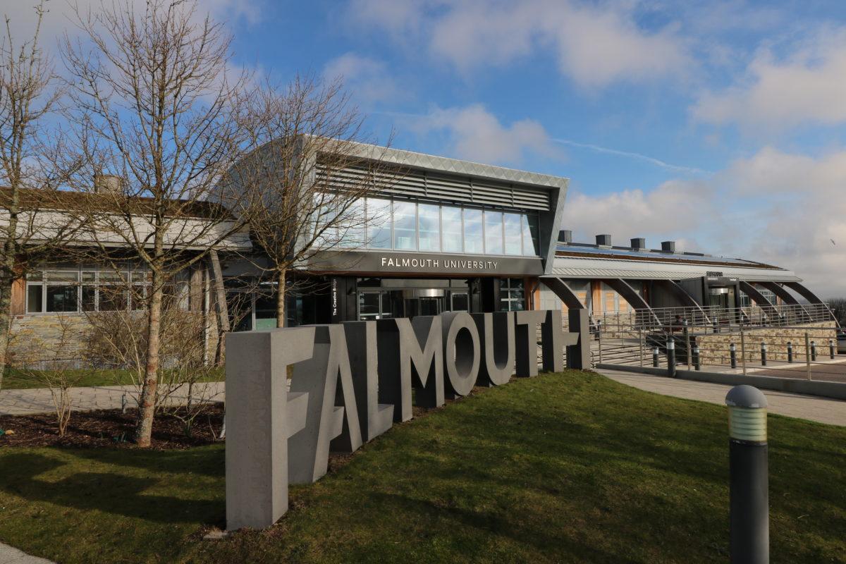 İngiltere'de Sanat ve Tasarım Eğitimi İçin: Falmouth University