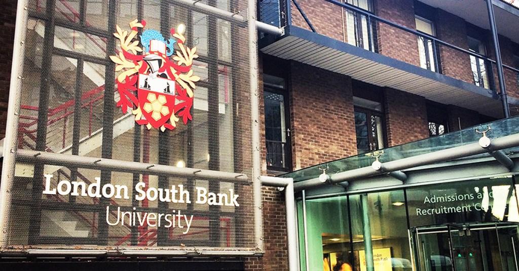 Lodra'da Üniversite Okuyun: London South Bank University