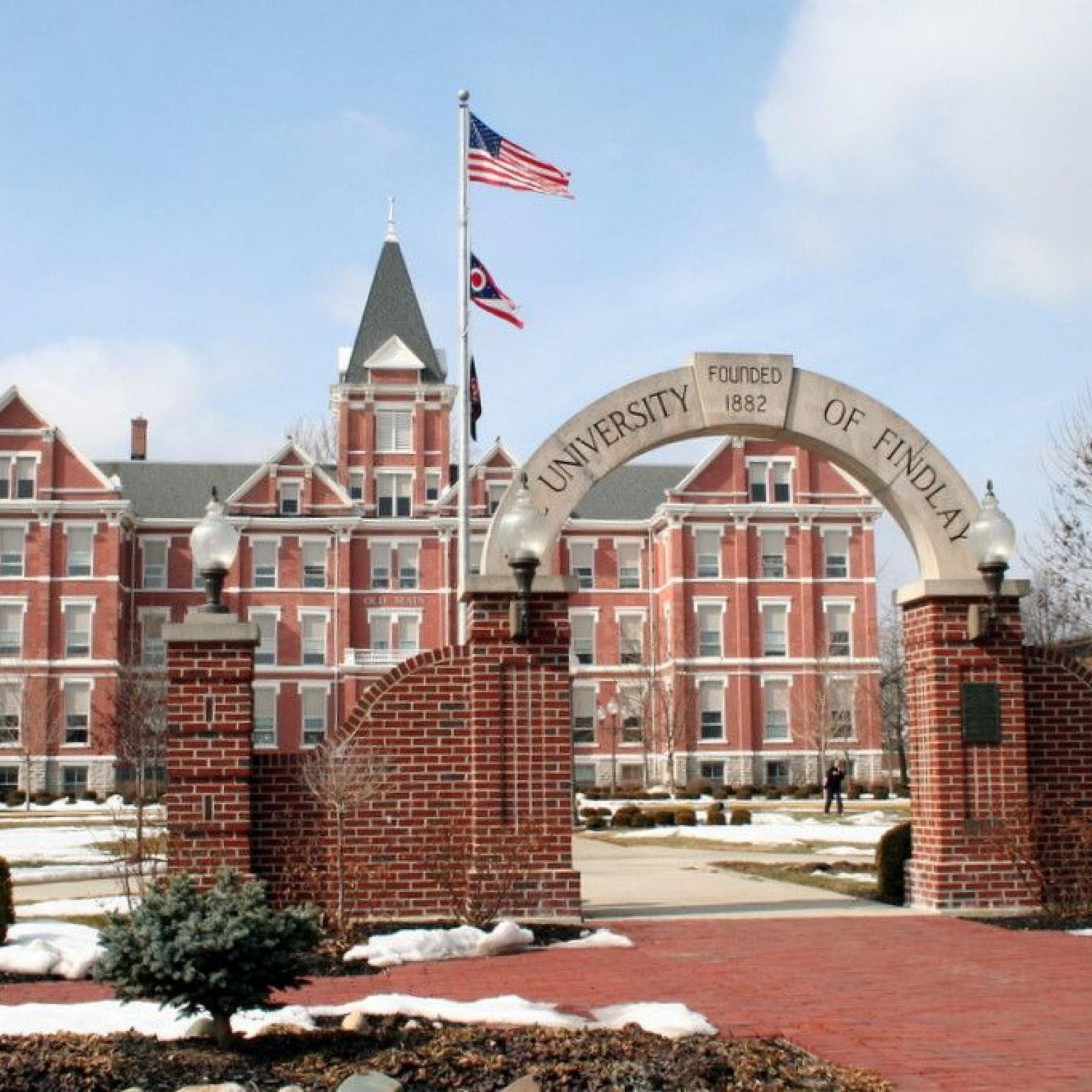 Üniversite eğitimine Ohio'da başlayın: University of Findlay