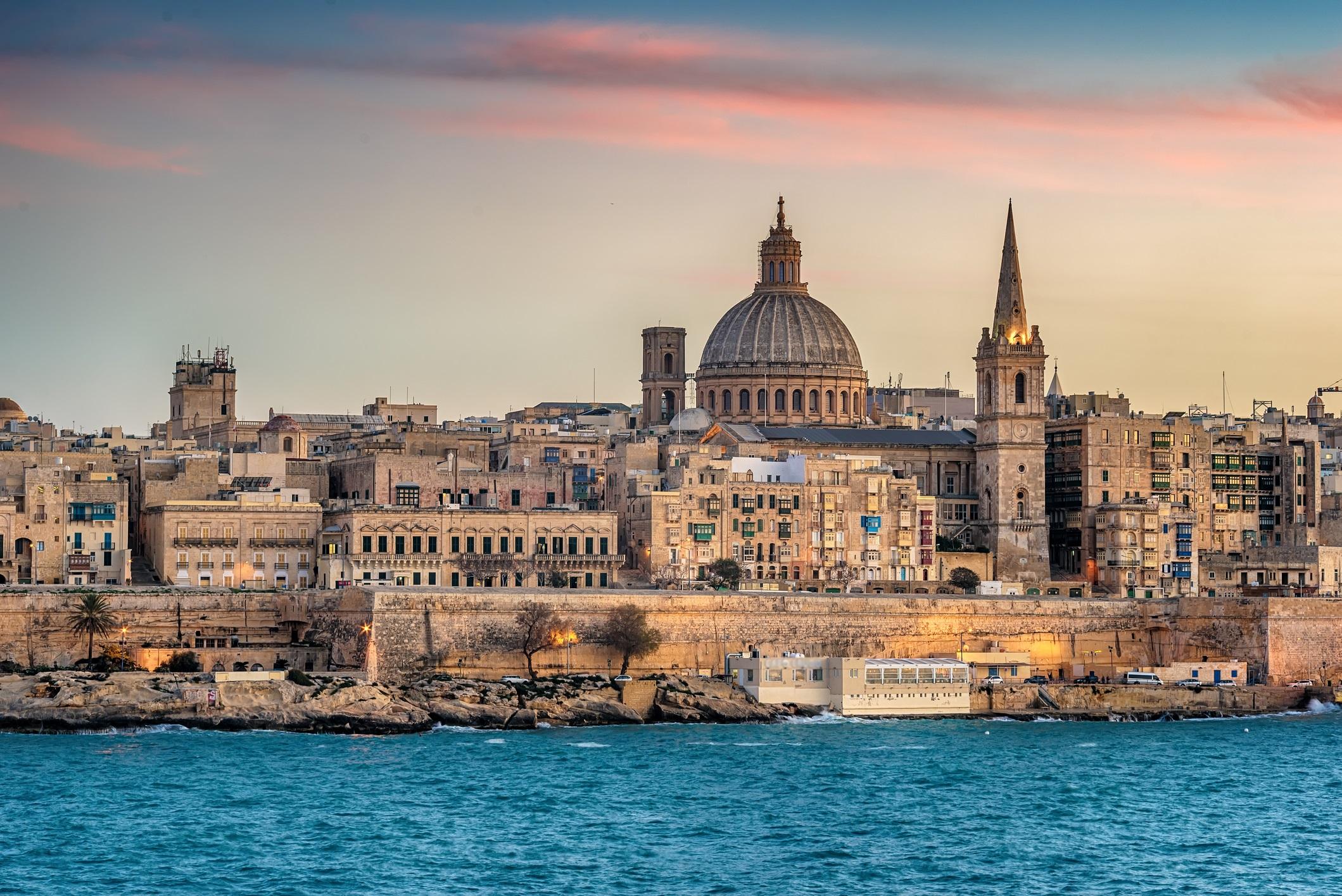 LAL - IELS Malta'dan Konaklama Dahil Paket Promosyonu