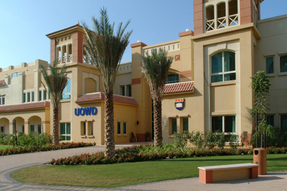 Üniversiteyi Dubai'de Okuyun: University of Wollongong in Dubai