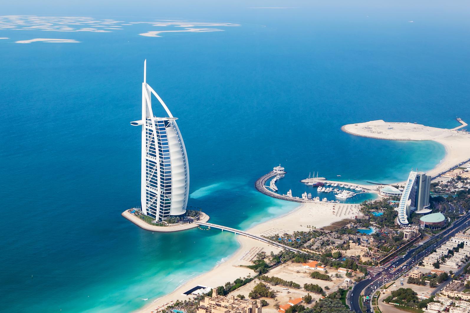 Dubai'de İngilizce Öğrenirken Çalışabilirsiniz!