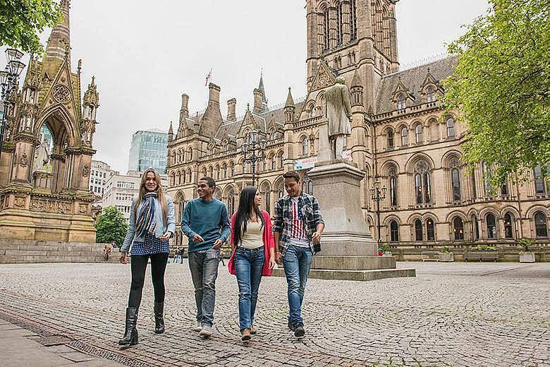 2021 Yurtdışı Yaz Okulları - Grup Programları
