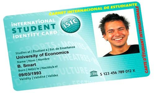 Uluslararası ISIC Öğrenci Kartını Artık Bilimevi'nden Temin Edebilirsiniz!