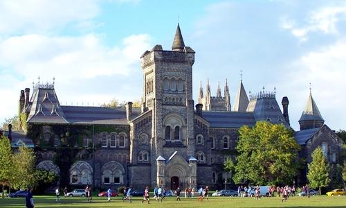 University of Toronto'da İngilizce Dil Eğitimi Fırsatı Bilimevi'nde!