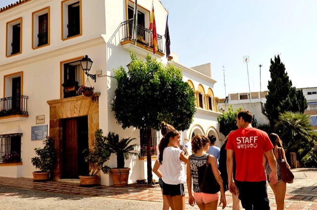 Enforex summer camp marbella