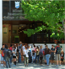 Milner International College of English, Perth